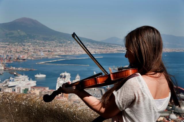 Napoli e la musica, un binomio inscindibile