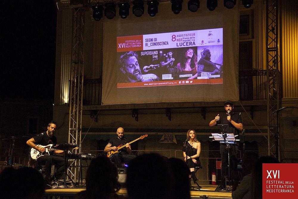 Festival della Letteratura Mediterranea (Anteprima 8 agosto 2018)
