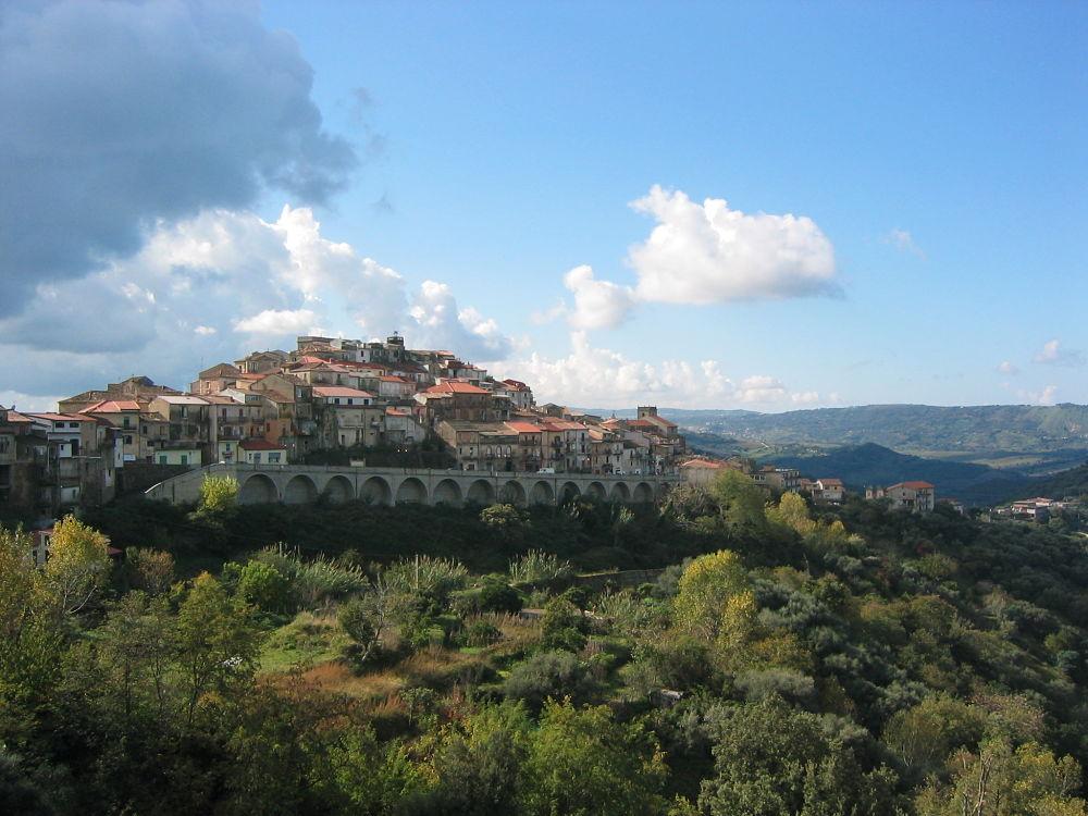 Veduta di Monterosso Calabro (Vibo Valentia) - Ph. Paul August | ccby-sa4.0
