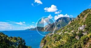 Capri, Amalfi, Napoli, Procida: frammenti di un sogno. Video di Manuel Lessmann
