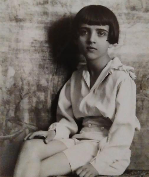 Nino Rota all'età di 9 anni  © Archivio Rota, Fondazione Cini, Venezia