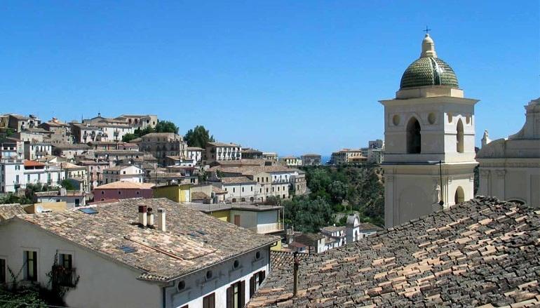 Veduta di Rossano (Cosenza)