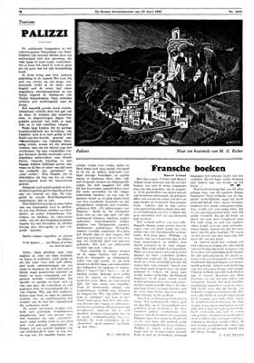 L'articolo di Escher sul