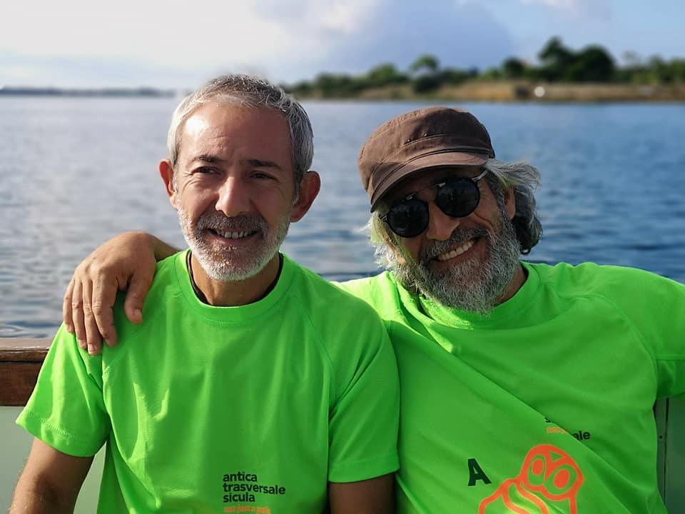 Giuseppe De Caro e Gaetano Melfi - Fonte immagine: Facebook