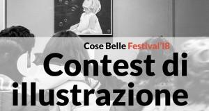 Cose Belle Festival. Dalla Calabria un Contest di Illustrazione per disegnare la felicità