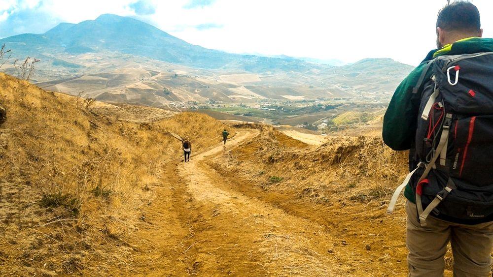 In viaggio lungo la Trasversale Sicula - Image by Trasversalesicula