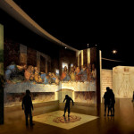 Da Vinci Alive: arriva a Cosenza la mostra multimediale dedicata a Leonardo