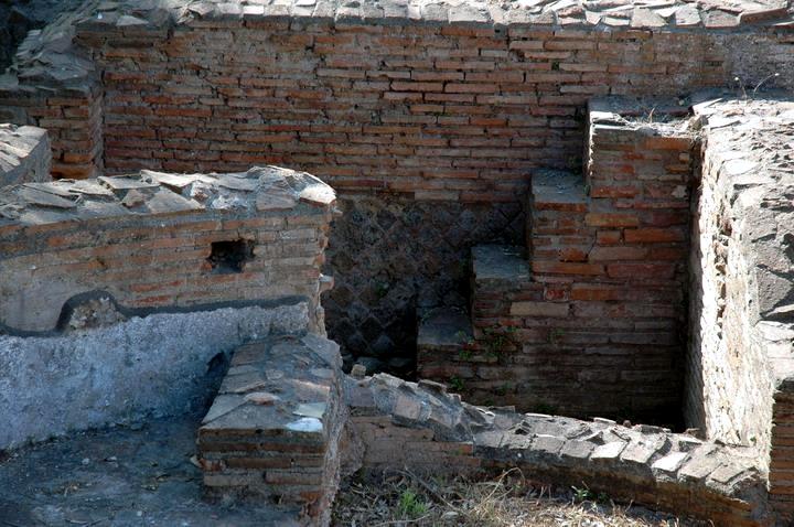 Scorcio della Villa di Tigellino, a Sinuessa, P.ta S. Limato | Fonte: Promozione Cellole