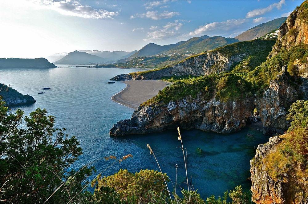 Tratto di costa calabrese a S. Nicola Arcella (Cosenza) - Ph. © Stefano Contin