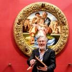 Il liutaio Michele Sangineto, mago degli strumenti antichi, ispirato dalla Pittura