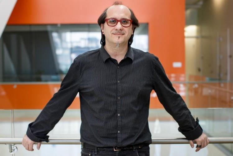 Lo scienziato calabrese Davide Ruggero