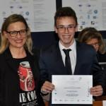 La straordinaria storia del tarantino Giuseppe Bungaro premiato in Europa come scienziato emergente