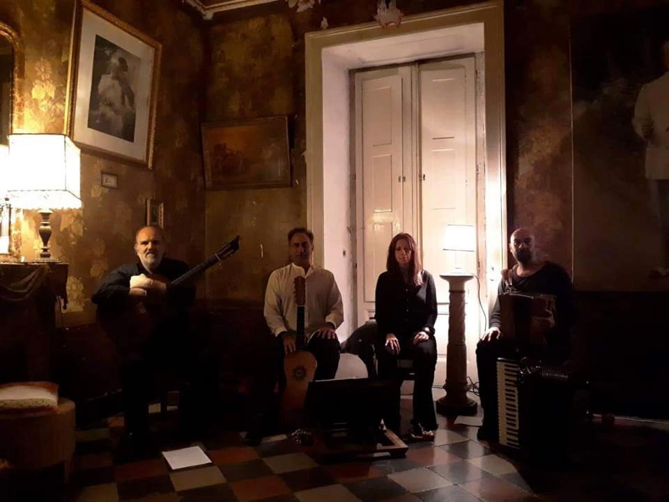 "Terrae in ""Canti e disincanti"" - Ph. Silvia Naccarati"