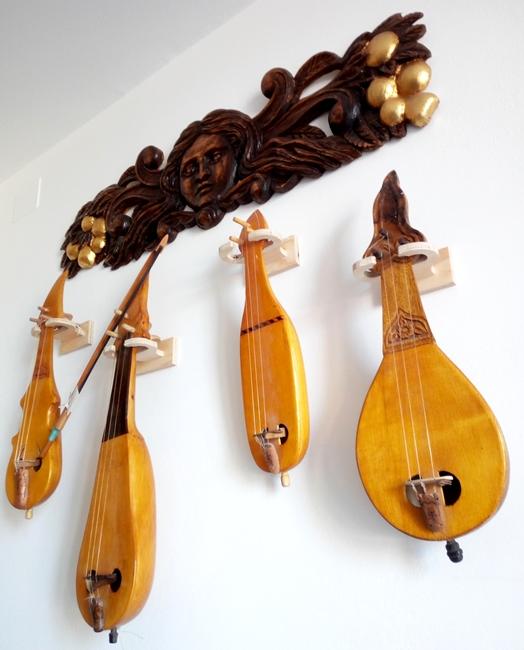 """Strumenti musicali tradizionali firmati ''Manufactum"""" Scherìa, Tiriolo (Cz)"""