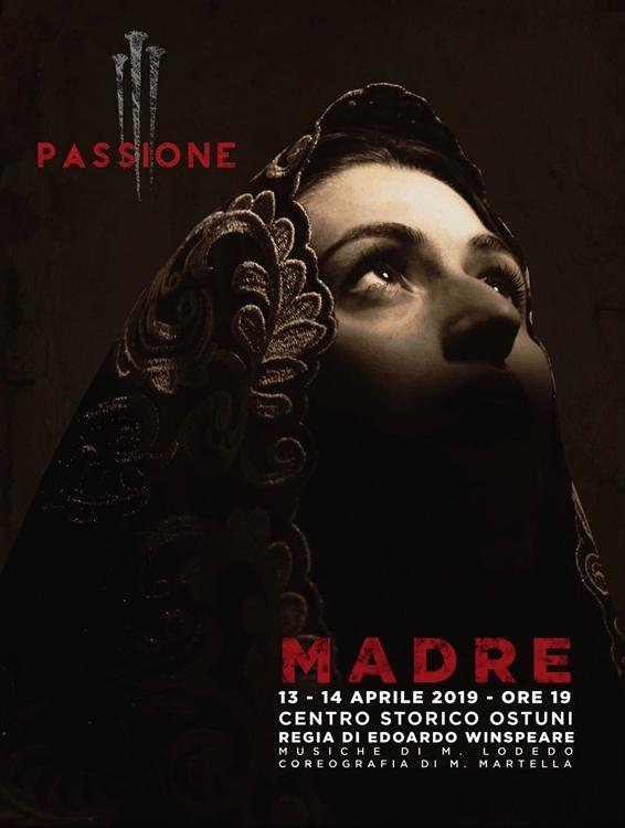 Passione | MADRE (Ostuni, 13-14 Aprile 2019)