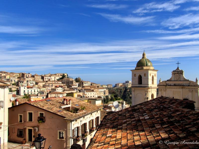 Scorcio del centro storico di Rossano (Cs) - Ph. © Giorgio Amendola