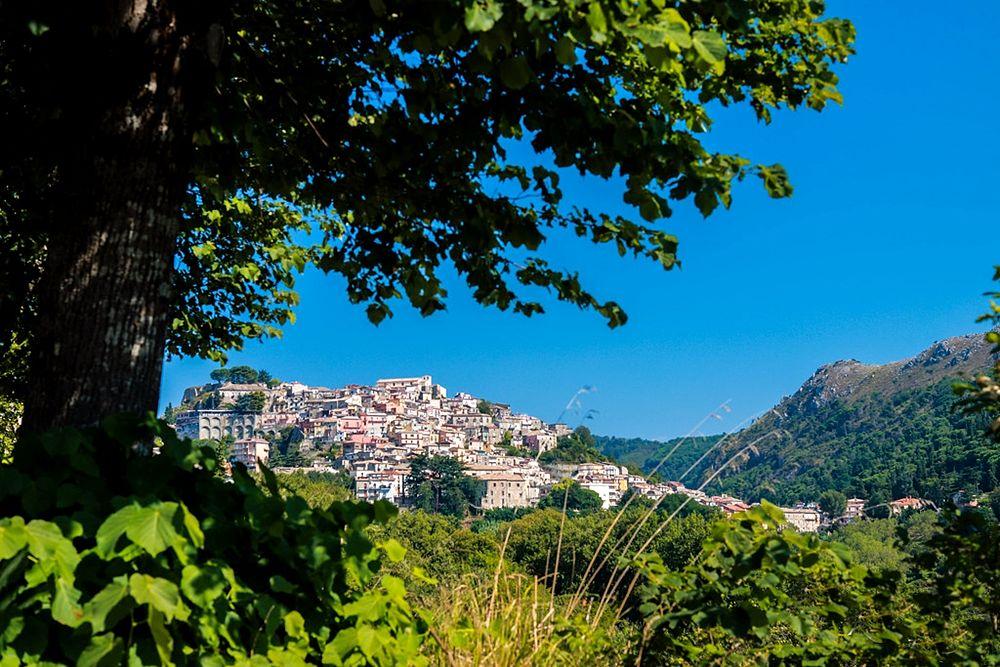 Veduta di Tiriolo (Cz) – Image courtesy of Francesco Chiarella