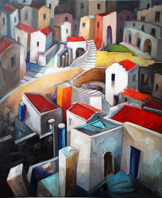 Michele Volpicella, Labirinti di pietra, 2013