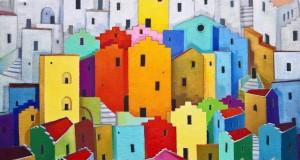 Città Silenti. La poesia dei Sassi nei dipinti di Michele Volpicella, in mostra a Matera