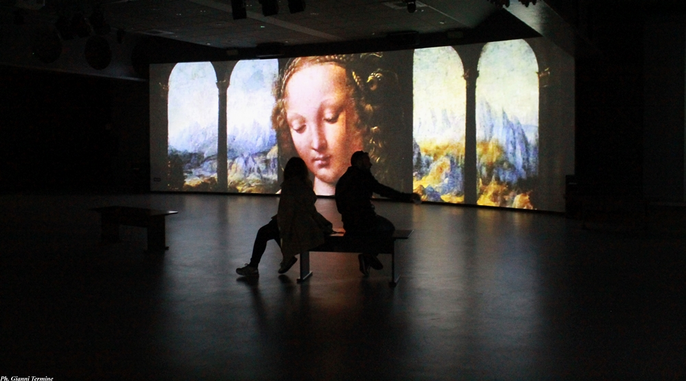 Leonardo Alive (Museo Multimediale, Cosenza) - Ph. Gianni Termine