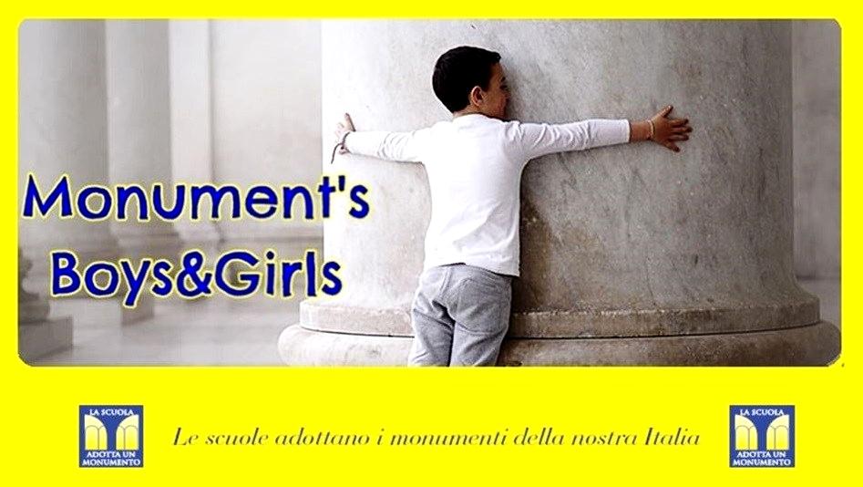 Monumet's Boys&Girls - 9 Maggio 2019