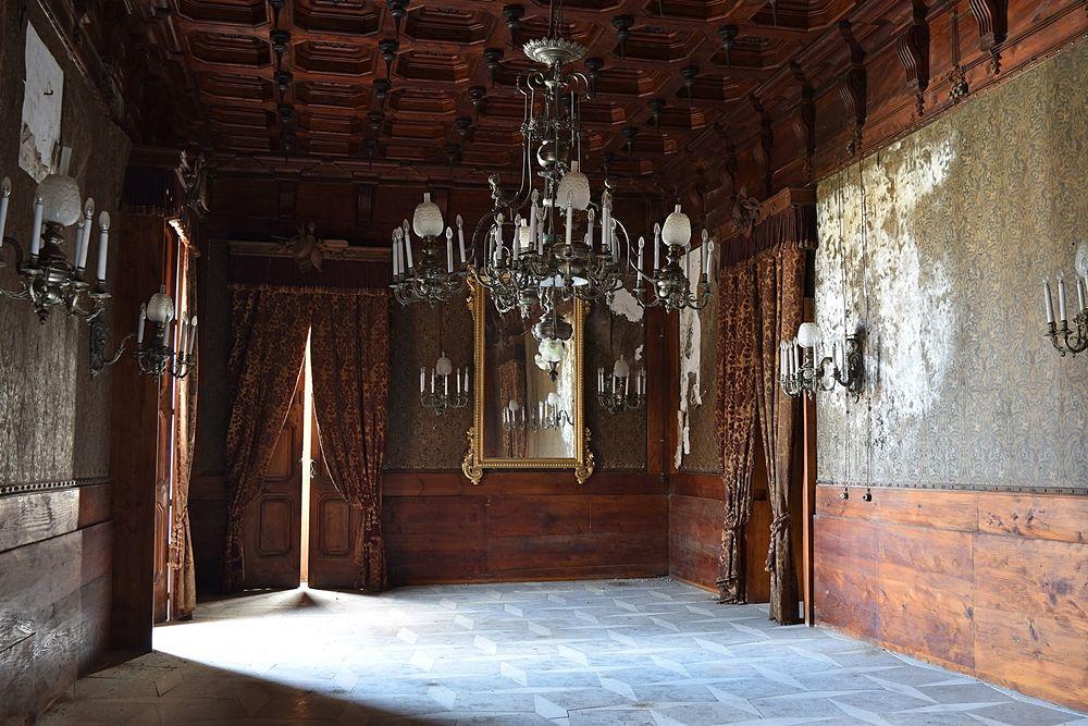 Interno di Palazzo Gagliardi-de Riso, XIX sec., Vibo Valentia