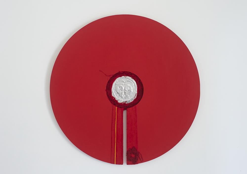 Angelo Ventimiglia, Cammeo, tecnica mista, 2019