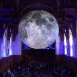 Museum of the Moon. Arriva a Bari la luna in scala ridotta dell'artista Luke Jerram