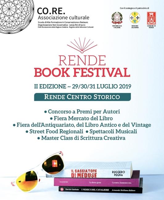 Rende Book Festival (Rende, 29-31 Luglio)
