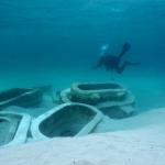 """I Sarcofagi del Re: un """"tesoro"""" sotto il mare del Salento"""