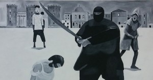 La Congiura dei Baroni: memoria e contemporaneità in un'opera di Nicholas Tolosa