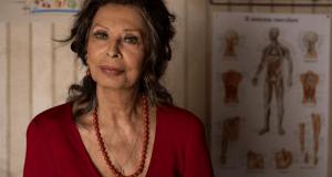 Sophia Loren: l'intramontabile diva a Bari sul set del suo nuovo film
