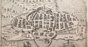 La Cagliari cinquecentesca di Francesco Valegio