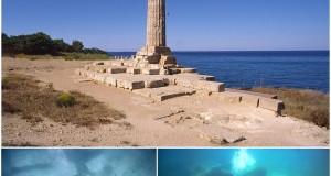 Il tesoro nascosto di Capo Colonna: il più grande carico di marmi antichi del Mediterraneo