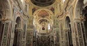 Il fasto teatrale della Chiesa del Gesù a Palermo
