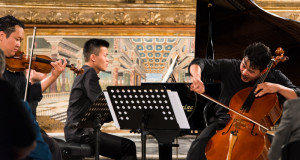 The intimate and poignant voice of remembrance in the last concert of the Bari International Music Festival