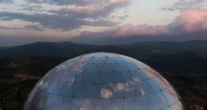 Il Planetario Osservatorio di Anzi, una finestra sul cielo, negli scatti di Francesco La Centra