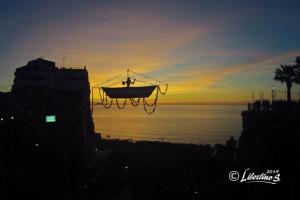 """La nave corsara, festa di """"Tri da Cruci"""" (Tre della Croce), Tropea (VV) - ph. Salvatore Libertino per Racconta il tuo Sud"""