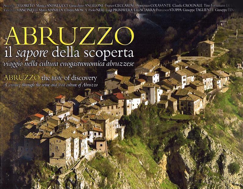 Abruzzo, il sapore della scoperta - Locandina del Convegno pescarese
