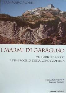 La copertina del libro di Jean-Marc Moret