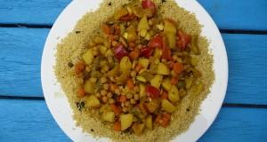 Koinè gastronomica mediterranea: aromi etnici nel 'Cuscus Meridiano' di Angarof