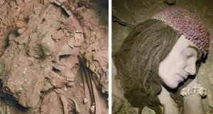 """La """"madre più antica del mondo"""" in mostra ad Ostuni con il suo nascituro"""