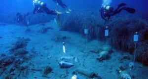 Dal mare di Gela riemerge l'oricalco, il leggendario metallo di Atlantide. Un tesoro di 26 secoli fa
