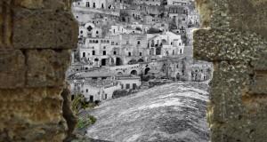 Matera città di pietra, di Francesco La Centra