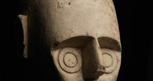 I misteriosi Giganti sardi di Mont'e Prama, dopo 40 anni riportati alla luce dai depositi della Soprintendenza