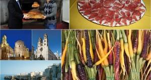Tre eccellenze della gastronomia pugliese in vetrina a Milano, presentate da tre pugliesi d'eccezione