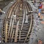 Altre due navi romane spuntano dagli scavi della Stazione Municipio della metropolitana di Napoli