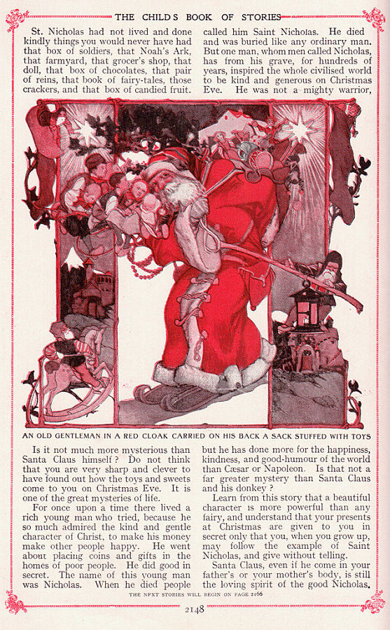 the true story of santa claus The true story of santa claus - an illustrated children's book about the life of bishop nicholas of myra.