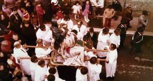 Racconta il tuo SUD | Il cruento rito calabrese dei Vattienti, in un documento fotografico degli anni '70