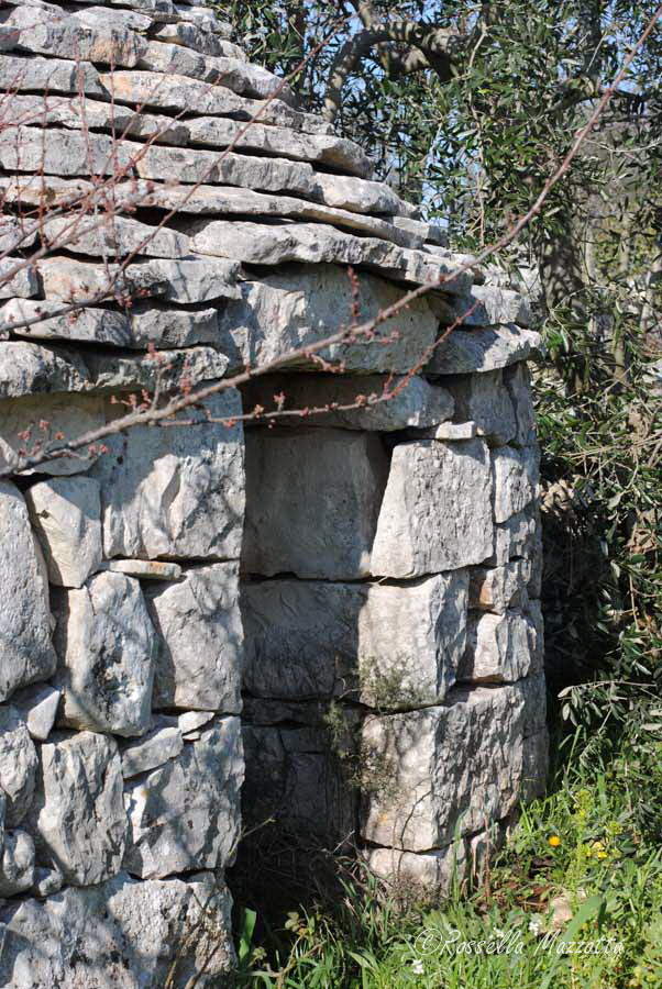 A spasso per l'oasi protetta di Barsento